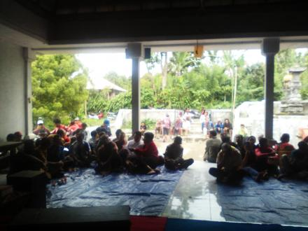 Sosialisasi Pilgub Bali Th 2018